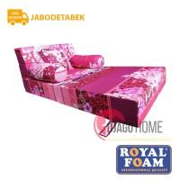Sofa Bed Busa Royal Foam 90x200x20 Garansi 20th ORIGINAL Anti Bakteri