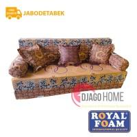 Sofa Bed Busa Royal Foam 160x200x20 Garansi 20th ORIGINAL Anti Bakteri