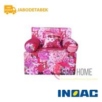 Sofa Bed Busa Inoac 90x200x20 Garansi 10th Original Jabodetabek only
