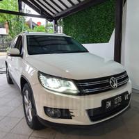Philips LED VW Tiguan (B7) Full Set