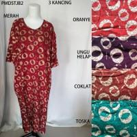Daster Baju Tidur Jumbo Premium Batik Pekalongan PM 2