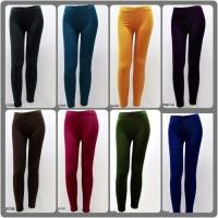 Legging Celana Panjang Tayet Dalaman Wanita Import XXL Fit XL Promo