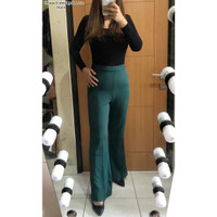 Celana Panjang Cubrai Scuba Import /Celana Casual Santai -cln 516