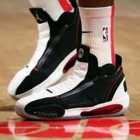 Sepatu Basket Nike Air Jordan 34 Red Orbit Zipper Premium Original