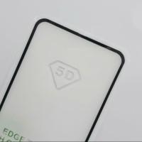 Tempered Glass 5D Full Lem Full Layar Xiaomi Note 8