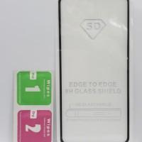 Tempered Glass 5D Full Lem Full Layar XIAOMI REDMI NOTE 9