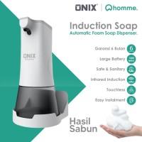 Onix Homme Automatic Induction Soap Dispenser Sabun Rechargeable
