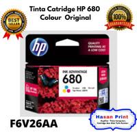 Catridge HP 680 Original Ink Advantage Colour F6V26AA