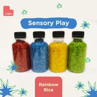 Mainan Edukasi Anak - Rainbow rice