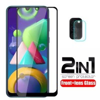 Tempered Glass Samsung M21 Free Lensa Camera