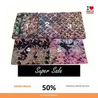 SALE DOBY ELITE dobi dobby bahan kain batik lereng halus