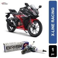 Busi Motor Honda CBR150 Brisk X-line Xline AOR10-X9 100% Ori