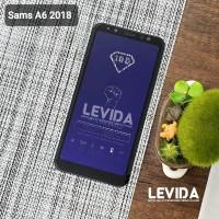 TEMPERED GLASS SAMSUNG A6 2018 ANTI BLUE ANTI RADIASI TG FULL LEM⠀
