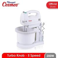 Stand Mixer with Bowl Mixer Mangkok Cosmos CM1289