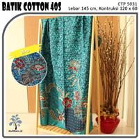 MUKA IG bahan kain cotton katun batik kemeja murah per 50 yard cat 15