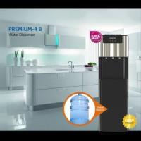 Dispenser Denpoo Premium 4B Galon Bawah Kompressor