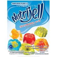 NUTRIJELL AGAR-AGAR PLAIN 15GR SCH