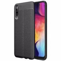 Samsung J7 Pro Case Autofocus Leather Premium