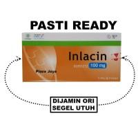 Obat Diabetes Herbal Inlacin Box / Inlacin 100 mg 30 Kapsul Ori
