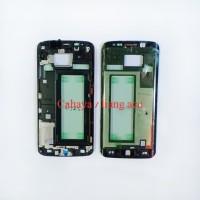 FRAME LCD SAMSUNG G925 GALAXY S6 EDGE DUDUKAN LCD