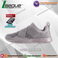 League Vault Slip On - Sepatu Lari Sneakers - Original