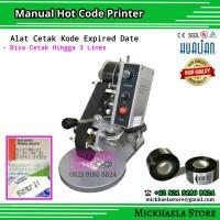 Expired Date Printing Alat Cetak Tanggal Kadaluarsa Manual Coding DY-8
