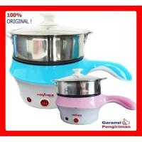 Panci Listrik Serba Guna Multi Cooker 18 Cm Advance C 18
