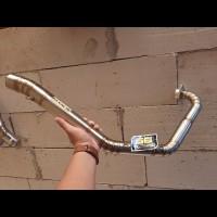 Knalpot mxking underbone