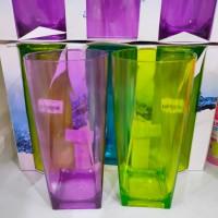 Gelas Kristal 991 CPM Plastik