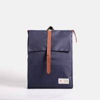 Tas Ransel Pria/Wanita Backpack Towny 410 Blue