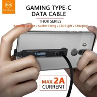 Kabel Data Gaming Fast Charging Cable Led Type C Mcdodo
