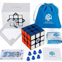 Rubik 3x3 Gan 356 XS M Magnetic Blackbase 3x3 GAN356XS 3x3 GAN 356 X S