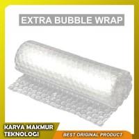 Tambahan packing Buble Wrap