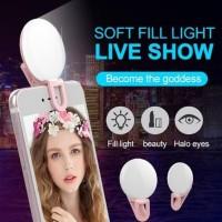 Ring Selfie MINI Q SELFIE RING LIGHT USB LED RINGLIGHT