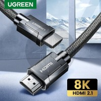 UGREEN 70321 Cable HDMI 2.1 8K To HDMI Male UHD Kabel Video Audio HD