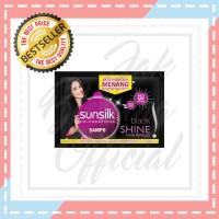 Shampo Sunsilk Black shine sachet 10ml