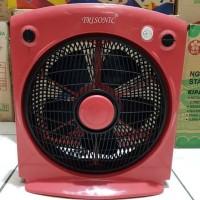 Kipas angin box fan trisonic 128