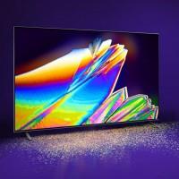 "TV LED UHD 4K Nano Cell Smart Tv ThinQ Ai LG 55"" 55NaNo80TNA - Abu-abu"