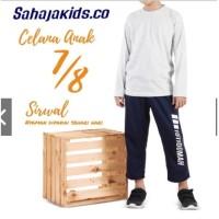 Celana Panjang Training Anak 7/8 (Sirwal) Size S - XXL
