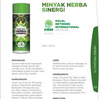 Minyak Herbal Sinergi (MHS) HPAI