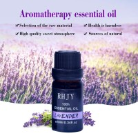 Firstsun Pure Essential Oils Aromatherapy Diffusers 10ml Lavender - RH