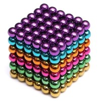 ANTSMAG Mainan Magnetik Force Magic Bucky Ball Leisure Time - 203