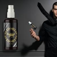 Deodorant spray for men 60ml / deo alami / deodorant pria