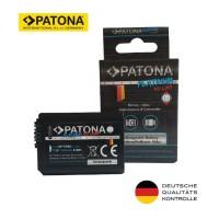PATONA Baterai Sony NP-FW50, FW50 A5000 A6000 A6300 A6500 A7 A7S A7R