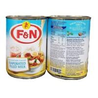 F & N Susu Evaporasi / F & N Evaporated Filled Milk 380 gr/ Kaleng