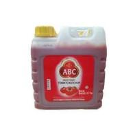 Saus Tomat ABC Asli / Sauce Ketchup 5.7 kg/jrgn