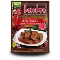 Bamboe Rendang Indonesian Rendang Curry 35gr/ Pack