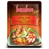 Bamboe Asia Tom Yum Thai Prawn/Chicken Soup
