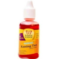 Koepoe Koepoe Pewarna Kuning Tua 30ml/botol