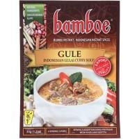 Bamboe Gule Indonesian Gulai Curry Soup 35gr/pak